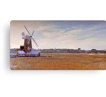 Cley Windmill, Norfolk Canvas Print
