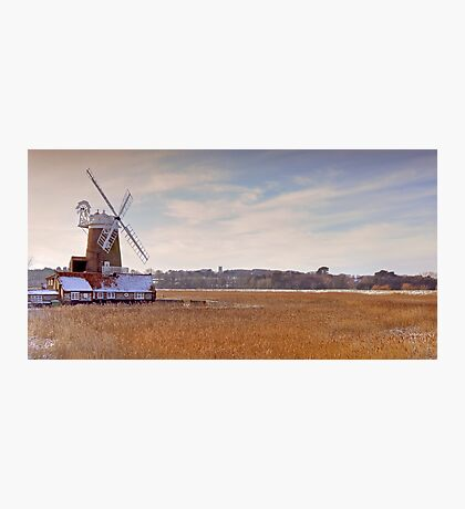 Cley Windmill, Norfolk Photographic Print
