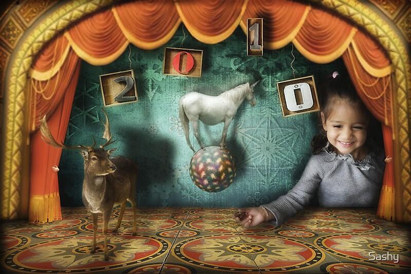 Happy Holidays! by Sashy