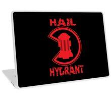 HAIL HYDRANT Laptop Skin