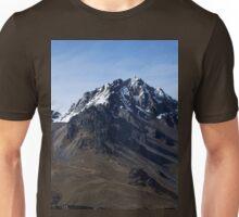 an inspiring Peru landscape Unisex T-Shirt