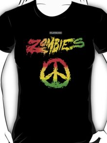 Flatbush Zombies - Peace Symbol T-Shirt