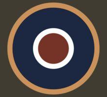 Spitfire Marking - Orange. by strawberrymouse