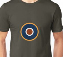 Spitfire Marking - Orange. Unisex T-Shirt