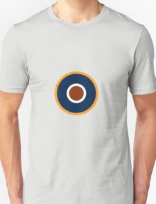 Spitfire Marking - Orange. Unisex T-Shirt