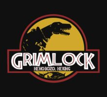 Grimlock (Jurassic Park) One Piece - Short Sleeve
