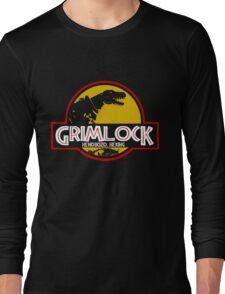 Grimlock (Jurassic Park) Long Sleeve T-Shirt