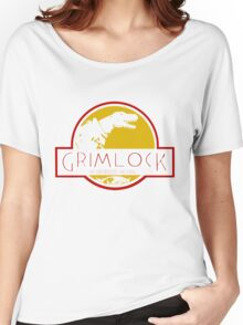 Grimlock (Jurassic Park) Women's Relaxed Fit T-Shirt