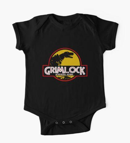 Grimlock (Jurassic Park) One Piece - Short Sleeve