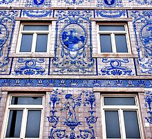 Windows of Lisbon by Adri  Padmos