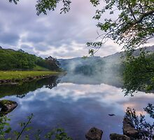 Lakeside Dreams by Ian Mitchell