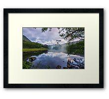 Lakeside Dreams Framed Print