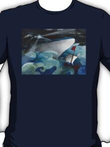 Stormy Seas Through Time T-Shirt