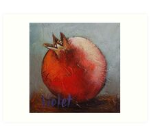 Pomegranate 4 Art Print