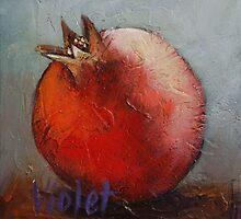 Pomegranate 4 by VioletArt