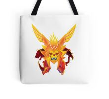 The KING of Beasts Tote Bag