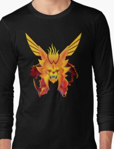 The KING of Beasts Long Sleeve T-Shirt