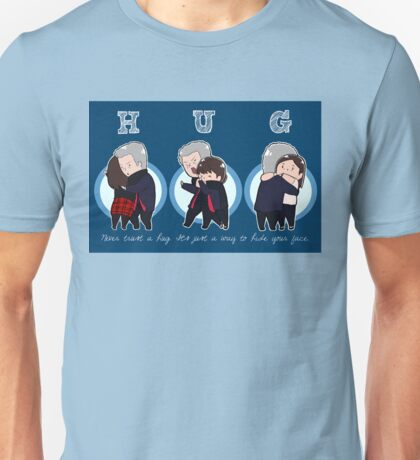 H U G Unisex T-Shirt