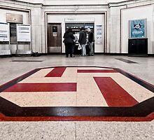 Upminster Bridge Tube Station by AntSmith