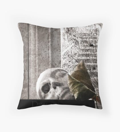 The Paperweight Throw Pillow