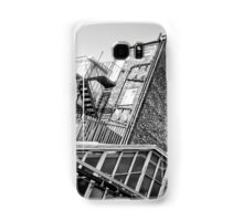 Upton Park Tube Station Samsung Galaxy Case/Skin