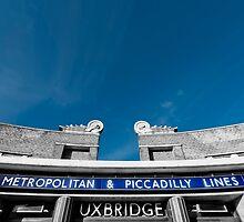 Uxbridge Tube Station by AntSmith