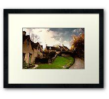 Bibury Framed Print
