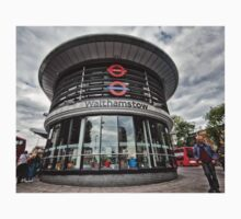 Walthamstow Tube Station One Piece - Long Sleeve