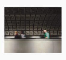Waterloo Tube Station Baby Tee