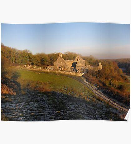 Killowen Abbey Poster