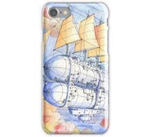 Il Veliero Volante iPhone Case/Skin