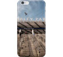 Wembley Park Tube Station iPhone Case/Skin