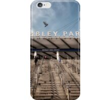 Wembley Park Tube Station iPhone Case/Skin