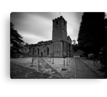 Church of St Mary Canvas Print