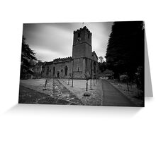 Church of St Mary Greeting Card
