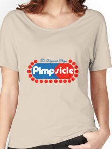 Pimpsicle Women's Relaxed Fit T-Shirt