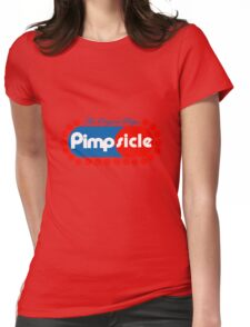 Pimpsicle Womens Fitted T-Shirt