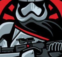 Captain Phasma Sticker
