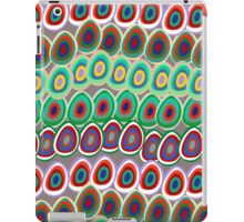 Colorful Ovals iPad Case/Skin