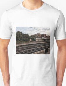 West Kensington Tube Station Unisex T-Shirt