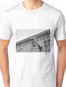 Willesden Green Tube Station Unisex T-Shirt
