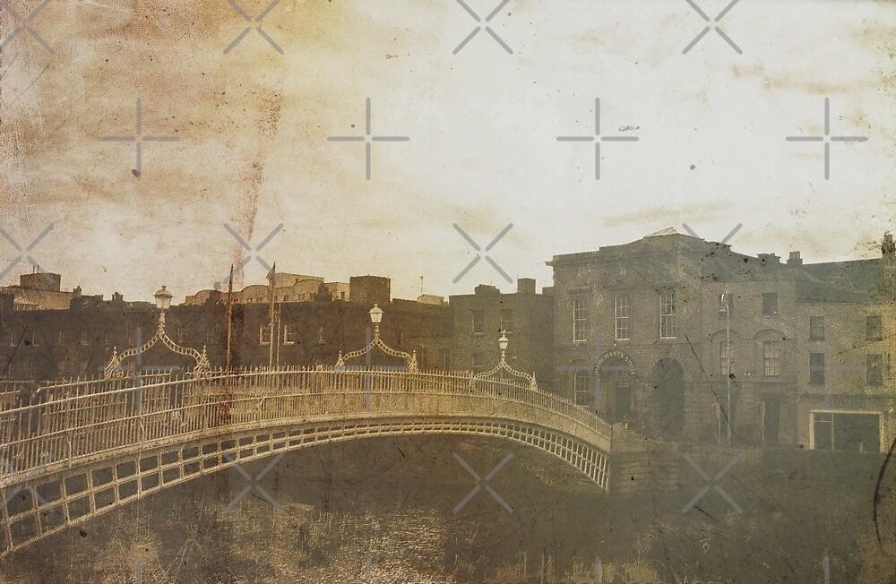 Ha'Penny Bridge by Denise Abé