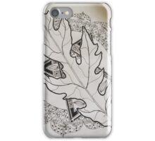 Leaf Shamballah iPhone Case/Skin