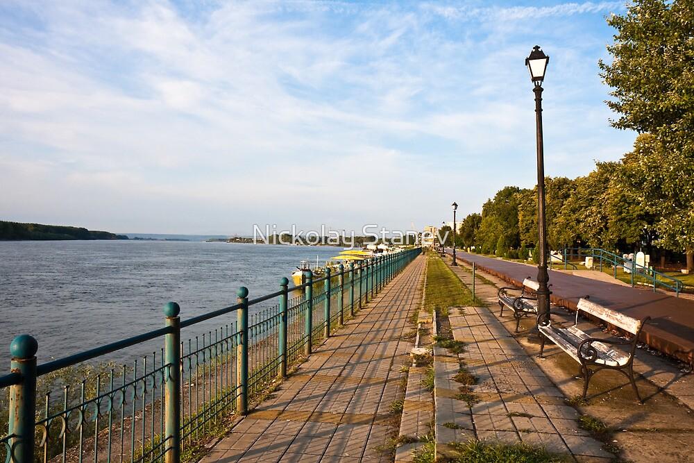 Vidin Riverwalk by Nickolay Stanev