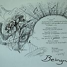 Beingness by SheosArtShop