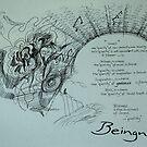 Beingness by SheosArtShop
