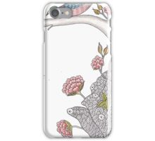 Fruits and Flowers iPhone Case/Skin