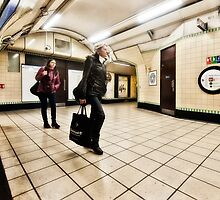 Wood Green Tube Station by AntSmith