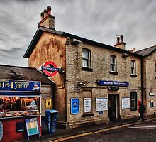 Woodside Park Tube Station by AntSmith
