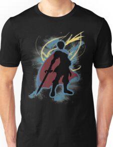 Super Smash Bros. Marth Silhouette Unisex T-Shirt